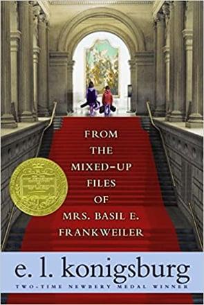 Mixed Up Files of Mrs Basil